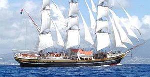 Stad Amsterdam Luxury Mega Sailing Yacht Charter