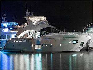 lux charter yacht SORRIDENTE