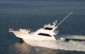 sport fishing boat charter Priority